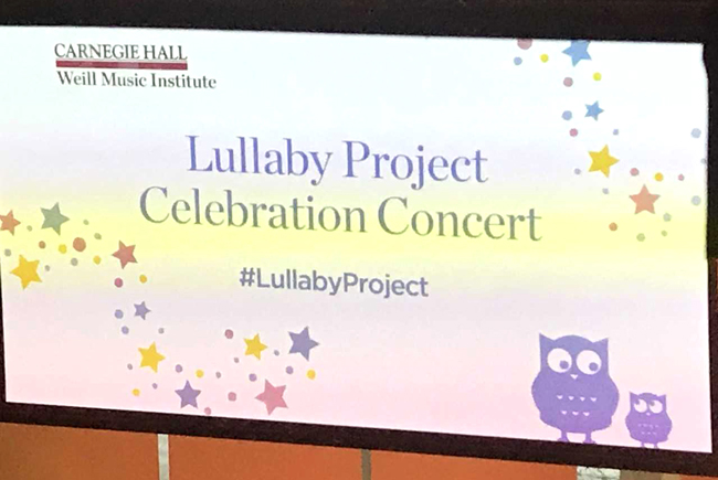 lullaby-project